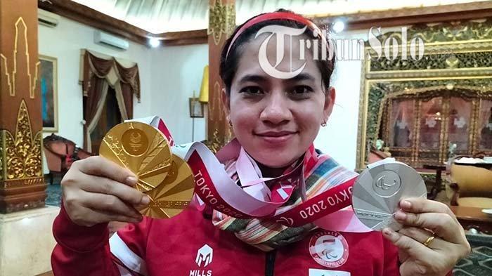 Raih 3 Medali Paralimpiade, Leani Dapat Bonus Rp 13,5 Miliar : Bangun GOR Sendiri di Solo