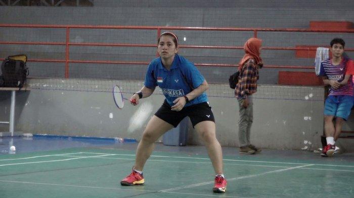 Leani Ratri Oktila, Pemegang Ranking Satu Dunia Para-Badminton Berharap Raih 3 Medali Emas