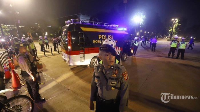 Polisi Periksa CCTV dan Relawan Jokowi-Ma'ruf terkait Ledakan di Area Dekat Lokasi Debat Capres