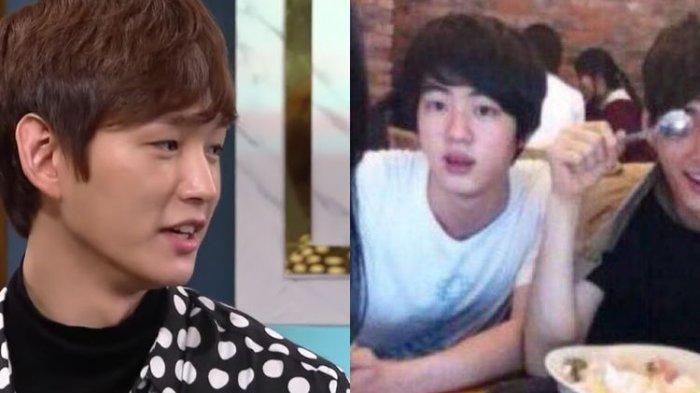 Bongkar Rahasia Jin BTS Sewaktu Kuliah, Lee Won Geun: Kami Berdua Langsing Tapi