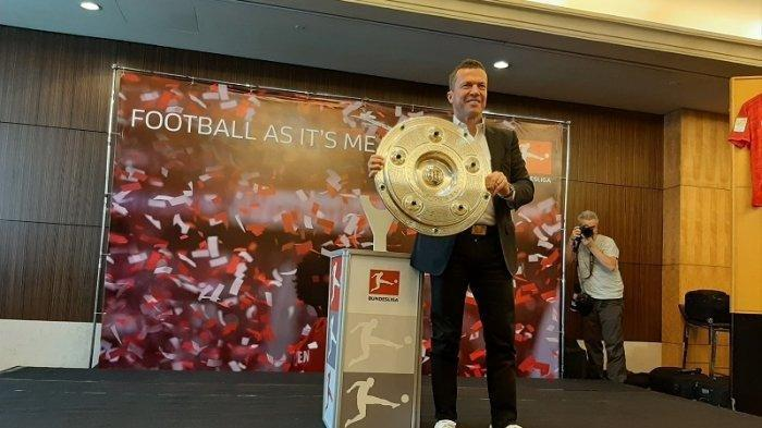 Indonesia Jadi Tuan Rumah Piala Dunia U20 tahun 2021, Begini Saran Legenda Jerman Lothar Matthaus