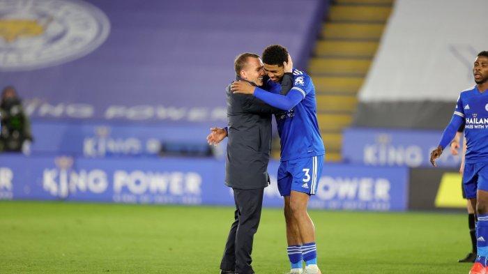 Kena Tekel Horor di Laga Pra Musim, Bintang Leicester City Ini Derita Patah Tulang Fibula