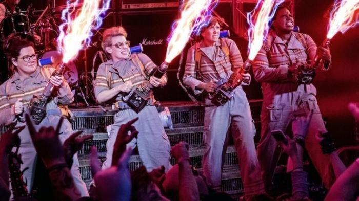 Sinopsis & Trailer Film Ghostbusters, Tayang Malam Ini Pukul 22.00 WIB di Bioskop Trans TV