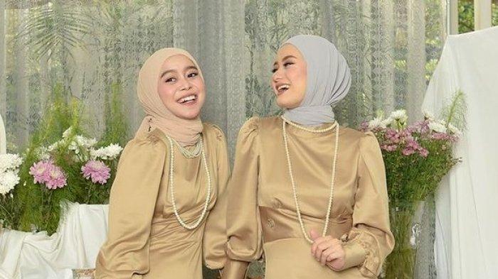 Lesty Kejora dan Dinda Hauw Kolaborasi Bisnis Bareng, Intip Foto-foto Cantik Keduanya di Pemotretan