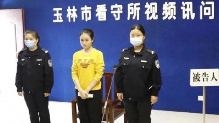 Inilah Wajah Cantik Si Sadis Li Fengping : Perawat yang Bunuh Seorang Dokter Lalu Memasak Jenazahnya
