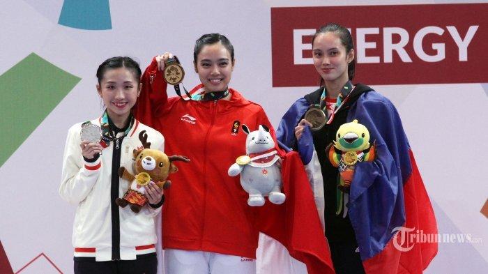 Klasemen Perolehan Medali Emas Asian Games 2018, Tiada Hari tanpa Medali untuk Indonesia