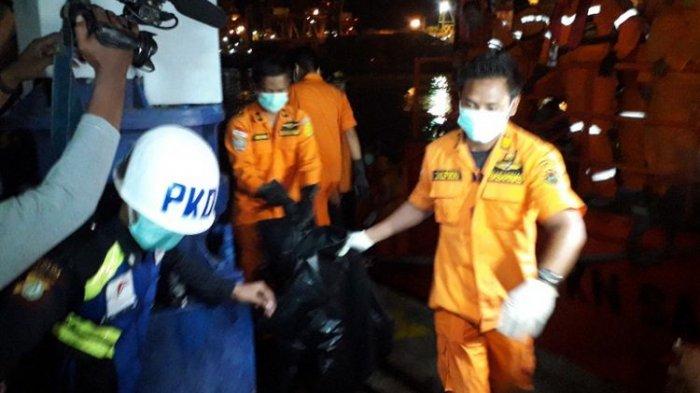 Hingga Kamis Malam Terkumpul 195 Kantong Jenazah Korban Lion Air JT 610