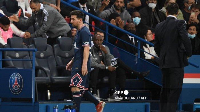 Messi Tak Suka Diganti di Tengah Laga, Pep Guardiola Beri Saran Bijak, Pochettino Harus Dengar