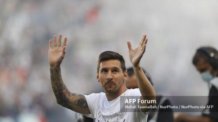 Bukan Menambah Kekuatan, Kedatangan Lionel Messi ke PSG Disebut Malah Bisa Merusak Kekuatan Tim