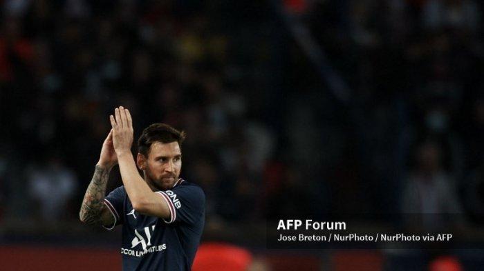 PSG Menang Susah Payah dari Lyon : Lionel Messi Nirgol, Ejekan Kylian Mbappe, dan Nasib Keylor Navas