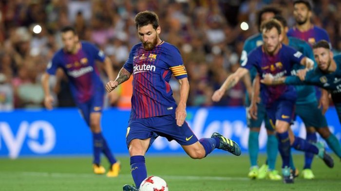 Hengkangnya Messi, Kompetisi LaLiga Masih Menarik Ditonton ?