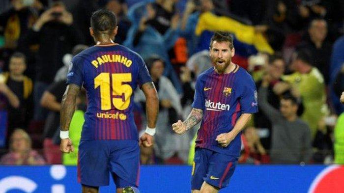 Messi Mau Tanda Tangan Kontrak di Barcelona, Asal Permintaanya Dipenuhi, Apa Itu?