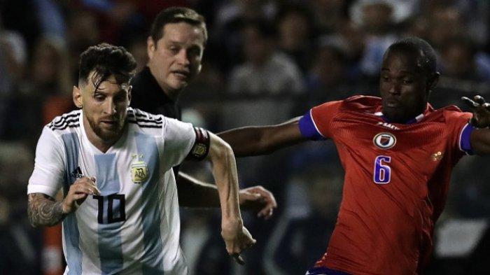 Warga Palestina Akan Bakar Jersey Lionel Messi Jika Sang Pemain Turun Hadapi Timnas Israel