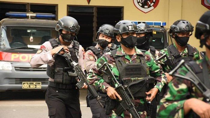 Pengamanan Perayaan Misa dan Paskah di Kampung Halaman Jokowi di Solo, Pasukan Kopassus Diterjunkan