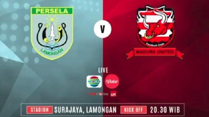 Link Live Streaming Persela Lamongan Vs Madura United, Tuan Rumah Berharap Tuah Gelora Surajaya