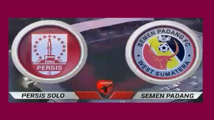 Live Streaming Persis Solo vs Semen Padang Liga 2 2018 di TVOne Mulai Pukul 19.30 WIB