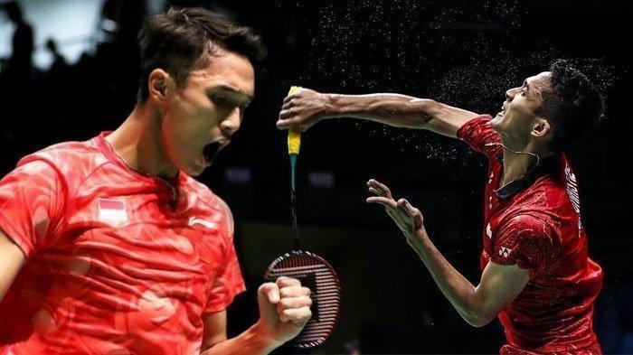 LIVE STREAMING Final Badminton Putra Indonesia vs Malaysia SEA Games 2019, Bisa Ditonton di HP