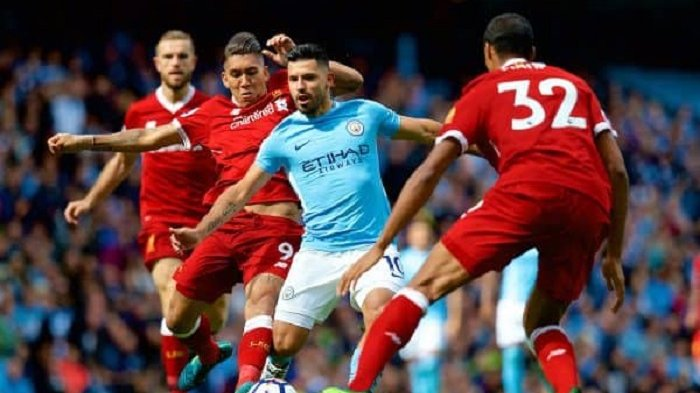 Kalah di Kandang Liverpool, Manchester City Gagal Akhiri Rekor Buruk