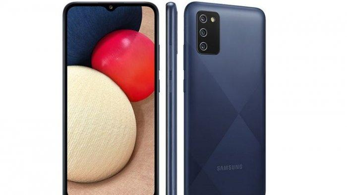 Harga Samsung Galaxy A02s Terbaru Januari 2021, Dibanderol Rp 1 Jutaan dan Ini Spesifikasinya