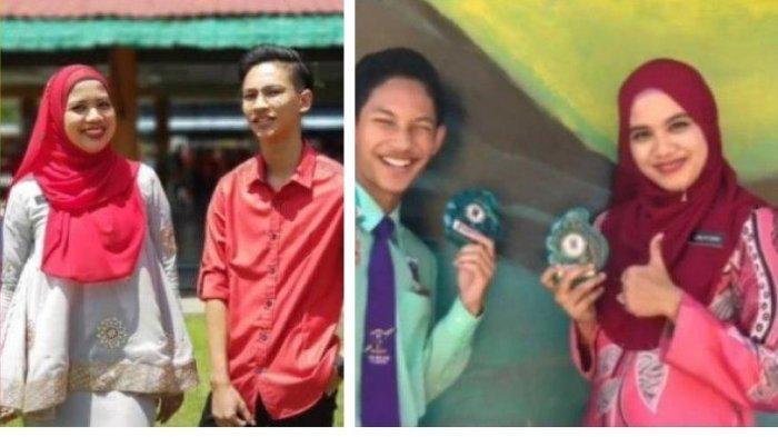 Viral Pemuda Nikahi Guru SMP-nya Sendiri, Ternyata Begini Awal Mula Kisah Cinta Keduanya