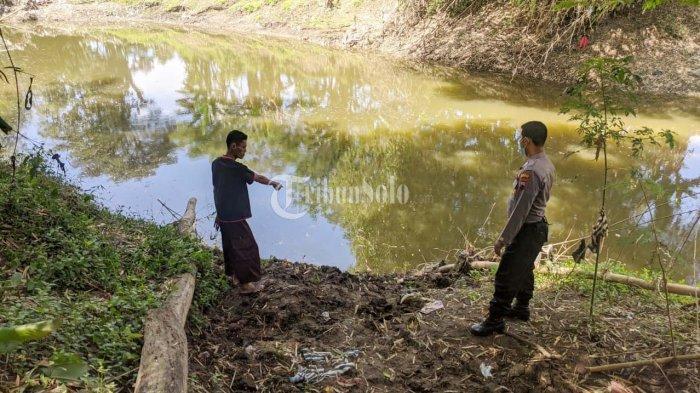 Hendak Berburu Ikan, Warga Cawas Dikagetkan Tubuh Kakek Mengambang di Sungai, Diduga Terpeleset
