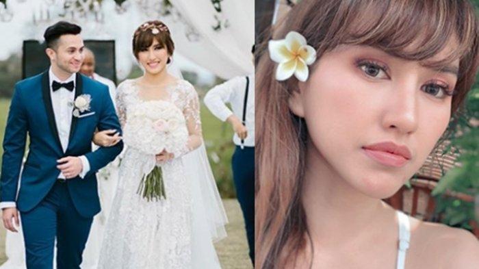 Louise Anastasya dan Eugenio Cimolin menikah