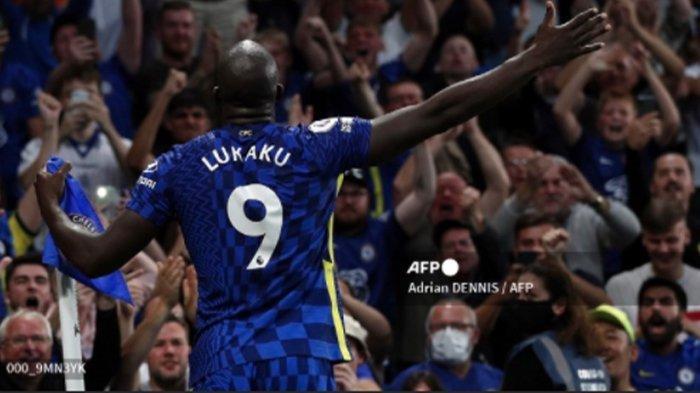 Hasil Liga Inggris : Chelsea Tundukan Aston Villa 3-0, Tuntaskan Penantian Panjang Lukaku