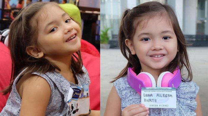 Aksi Menggemaskan Luna di Audisi Indonesian Idol Junior Curi Perhatian, Intip Foto-fotonya