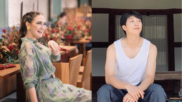 Ketika Luna Maya Didoakan Bisa Menikah dengan RM BTS oleh Sutradara Ternama, Begini Reaksinya