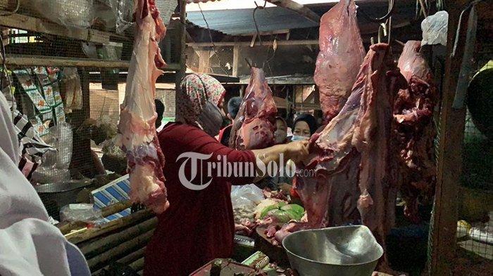 Harga Daging Sapi di Boyolali Naik Lagi Jelang Lebaran 2021, Tembus Rp 140 Ribu Per Kg