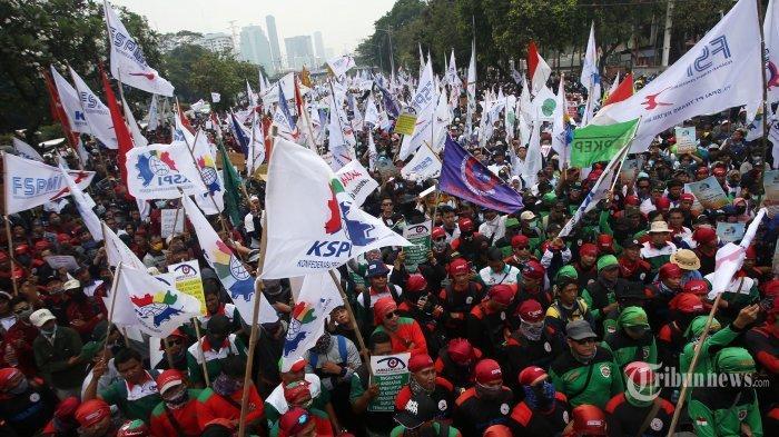 Buruh di Solo Tak Ingin THR Dicicil: Itu Harapan Kami, Sebagian Buat Bayar Utang