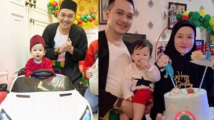 7 Tahun Menanti, Kini Lyra Virna Rayakan Ulang Tahun Pertama Sang Anak Dari Fadlan Muhammad