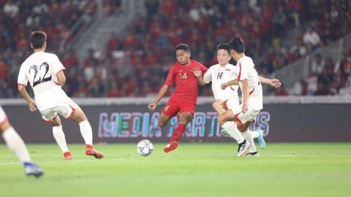Timnas U-19 Indonesia Vs Korea Utara Berakhir Seri, Garuda Muda Sukses Melaju ke Piala Asia