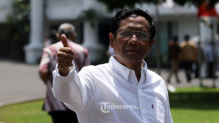 Mahfud MD Jawab Said Didu yang Menyebutnya Ambil Alih Tugas Menteri Agama