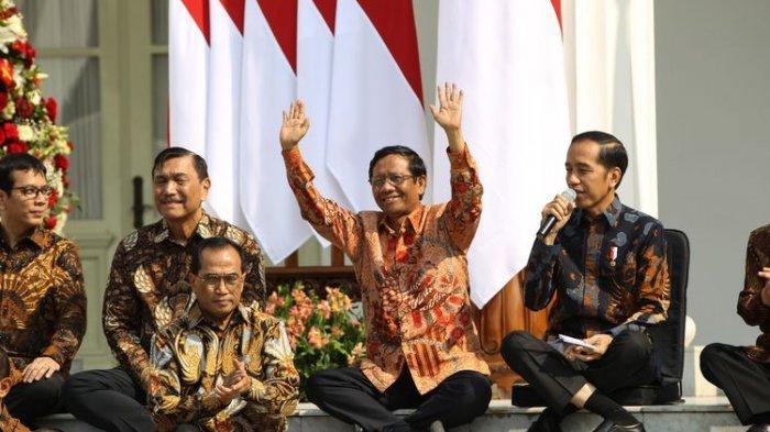 Curhat Mahfud MD yang Kena PHP Dua Presiden: Pak Jokowi Itu Tidak Mempermainkan Saya