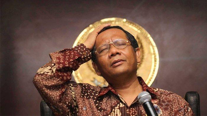Bantah Kesaksian Hairul Anas, Mahfud MD: Moeldoko Tidak Menyuruh Orang untuk Curang