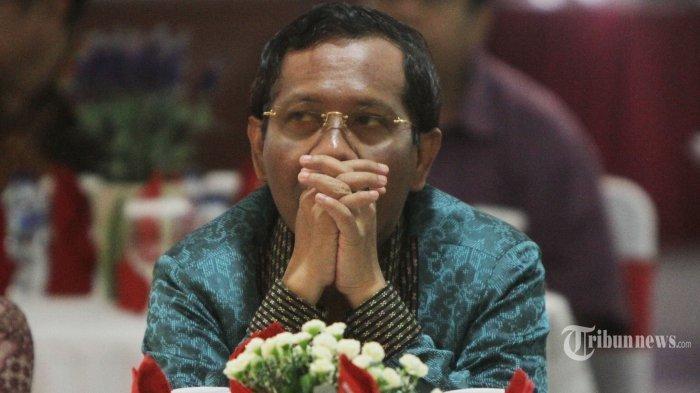 Dukung Mahfud MD Jadi Ketua Tim Pemenangan Jokowi-Ma'ruf, Cak Imin: Sebagai Penghormatan