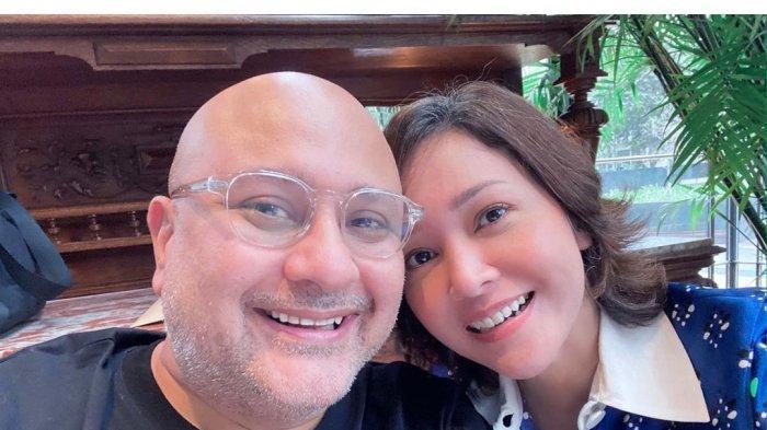 Maia Estianty Rayakan Ulang Tahun Suaminya, Sebut Soal Masihkah Ada Laki-laki Baik di Dunia Ini?