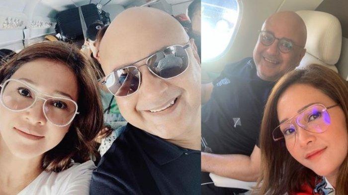 Diajak Pelesiran Mewah ke Italia, Maia Estianty Sebut Irwan Mussry Suami Terbaik di Dunia