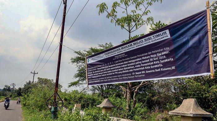 Ratusan Makam Tionghoa di Bong Mojo Solo Dipindahkan, Jadi Lokasi Pembangunan Rumah Sakit?