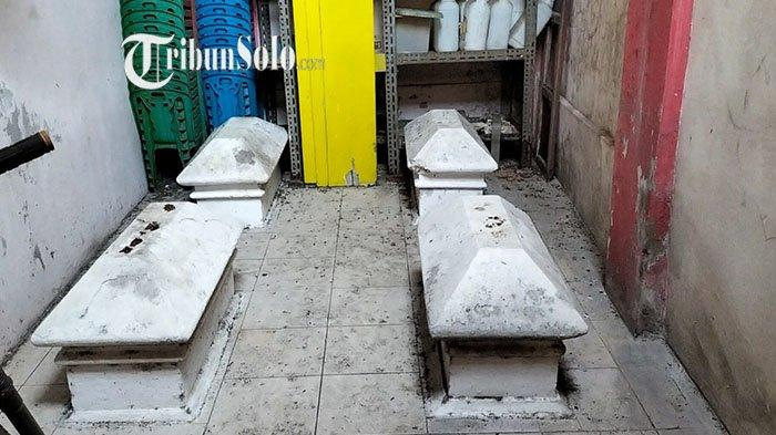 Ada Makam Keturunan KGPAA Mangkunegara IV Solo di Dalam Rumah Warga Solo, Begini Penjelasannya