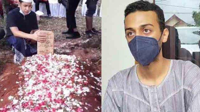 'Jangan Tinggalkan Shalat', Pesan Syekh Ali Jaber kepada Anaknya, Momen Pemakaman Pun Penuh Haru
