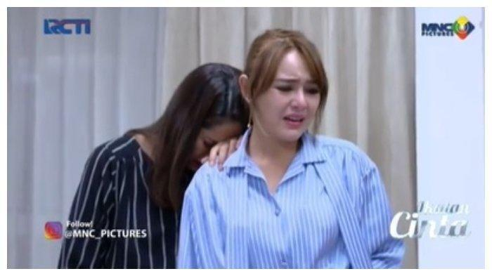 Sinopsis Ikatan Cinta Kamis 29 April 2021: Al Harus Operasi, Andin & Mama Rosa Sedih Dengar Dokter