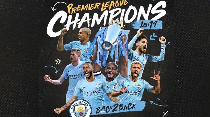 Manchester City Juara Liga Inggris 2018-2019, Liverpool Harus Bersabar