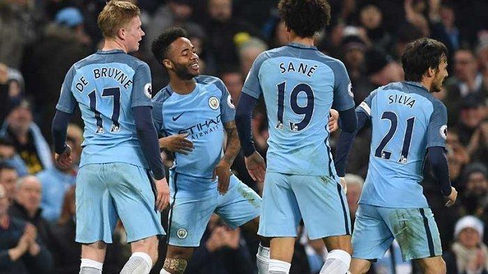 Menang Besar Lawan Crystal Palace, Manchester City Mantapkan Posisi Pertama Klasemen Liga Inggris