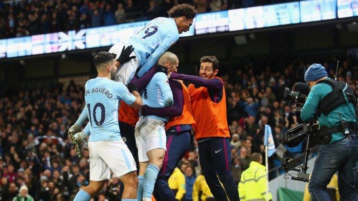 Manchester City Belum Terkalahkan, Ini Hasil Lengkap Liga Inggris Pekan ke-15