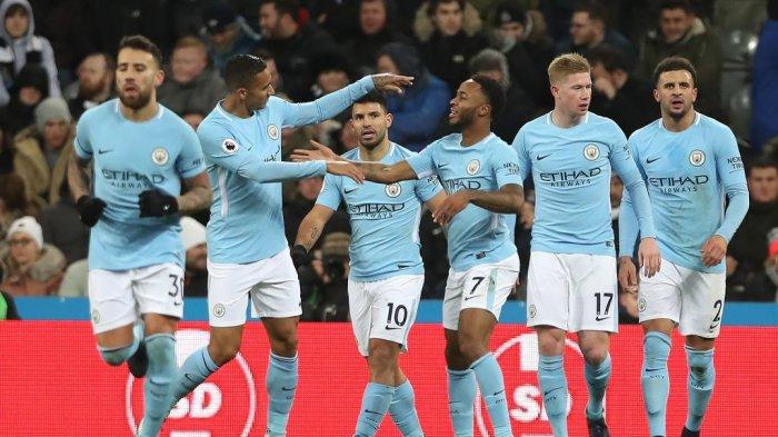 Kandaskan Newcastle United, Manchester City Belum Terkalahkan