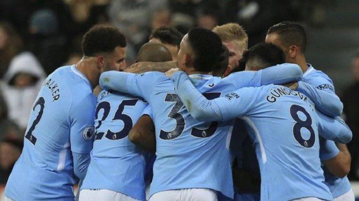 Segel Gelar Liga Inggris, Man City Cuma Butuh 8 Kemenangan Lagi