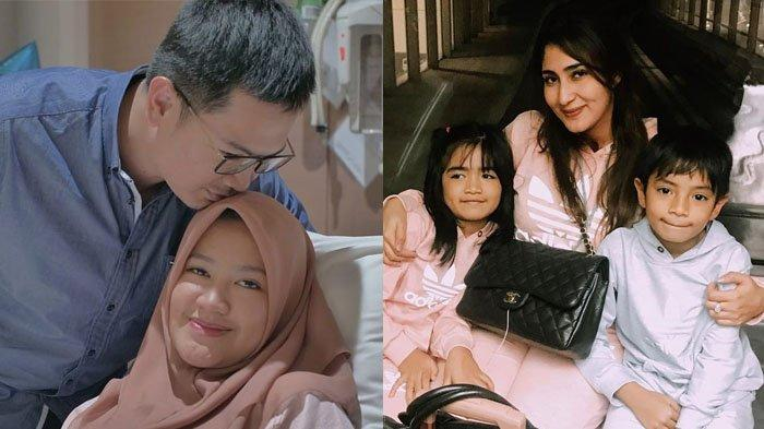 Lisya Nurrahmi Lahiran, Mantan Istri Tommy Kurniawan Datang Jenguk, Intip Potret Kehangatan Mereka