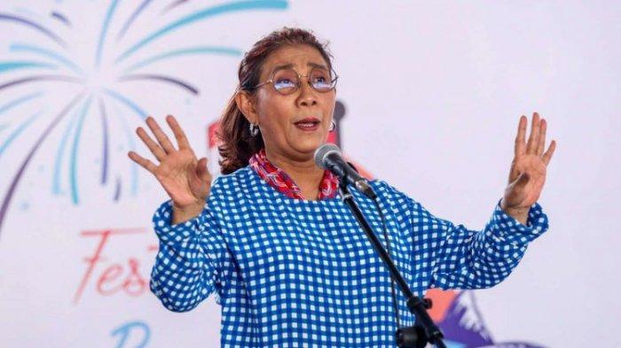 Ditanya soal Peluang Maju Jadi Presiden RI, Susi Pudjiastuti: Mau Diusung Partai Ikan?